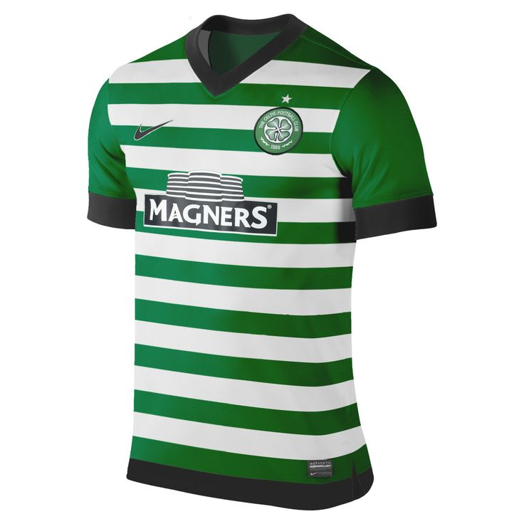 A conservative proposal for the Celtic jersey