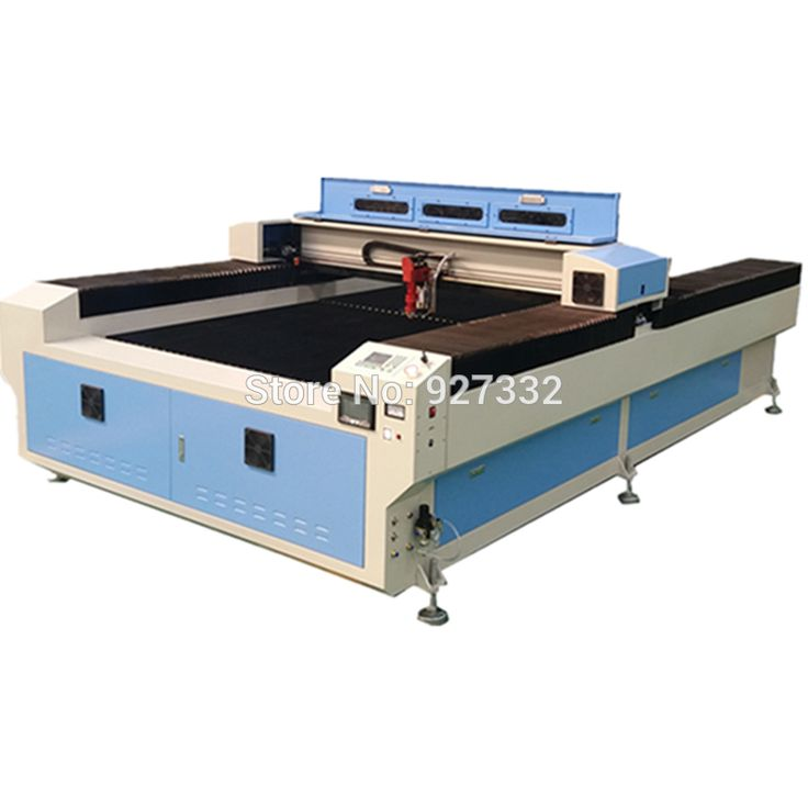 Newly 150w 180w reci stainless carbon steel wood acrylic co2 sheet metal laser cutting machine price