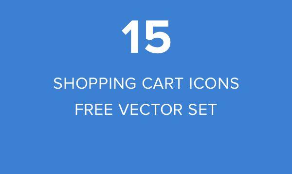 Free Shopping Cart Icons on Behance