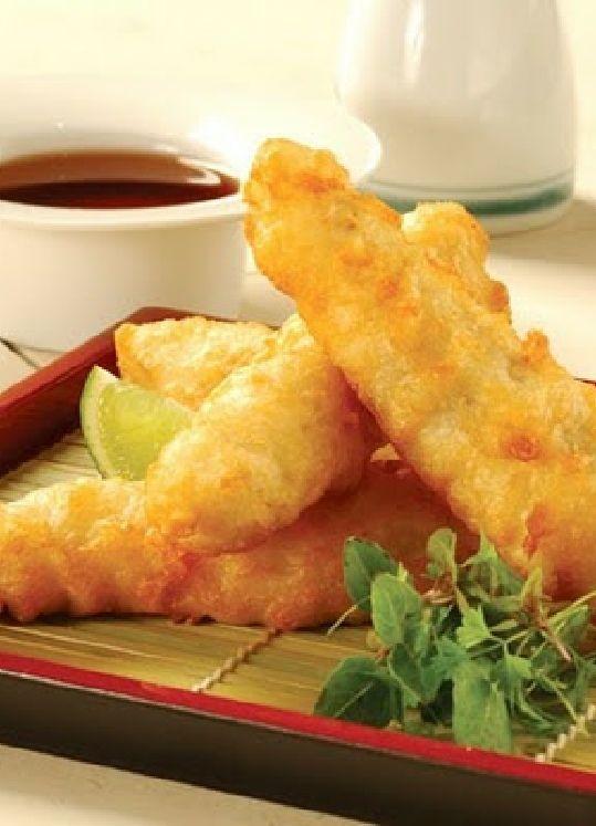 Low FODMAP and Gluten Free Recipe of the day - Chicken tempura http://www.ibssano.com/low_fodmap_recipe_chciken_tempura.html