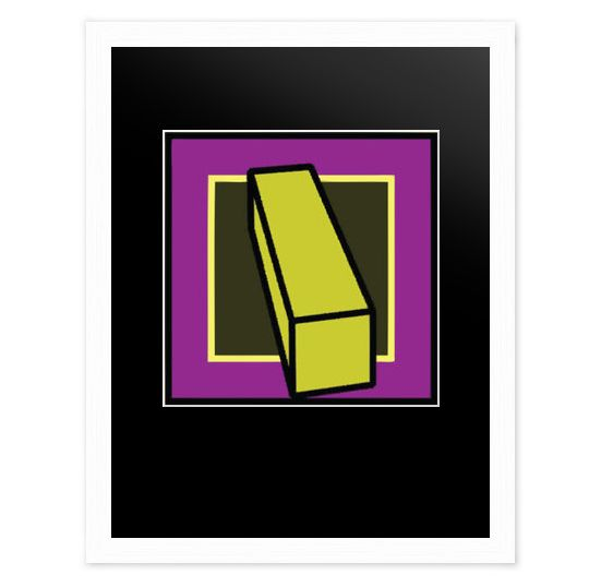"""Art Prints on Behance  !Signal from the North / """"#Amsterdam""""!_ #Cities #Art #Design A """"Watch it out"""" e:motion icon for print :) http://www.artflakes.com/en/v/framed/products/amsterdam-13"""