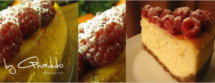 Chantal's New York Cheesecake Recipe — Dishmaps