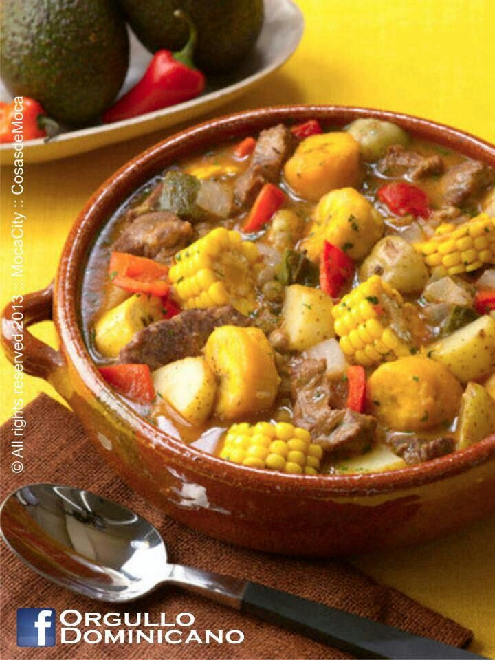 Sancocho Dominicano, best stew ever ♥