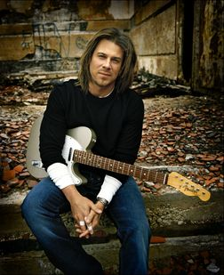"Christian Kane of the t.v. show ""Leverage"" as well as lead singer of country rock band ""Kane"""