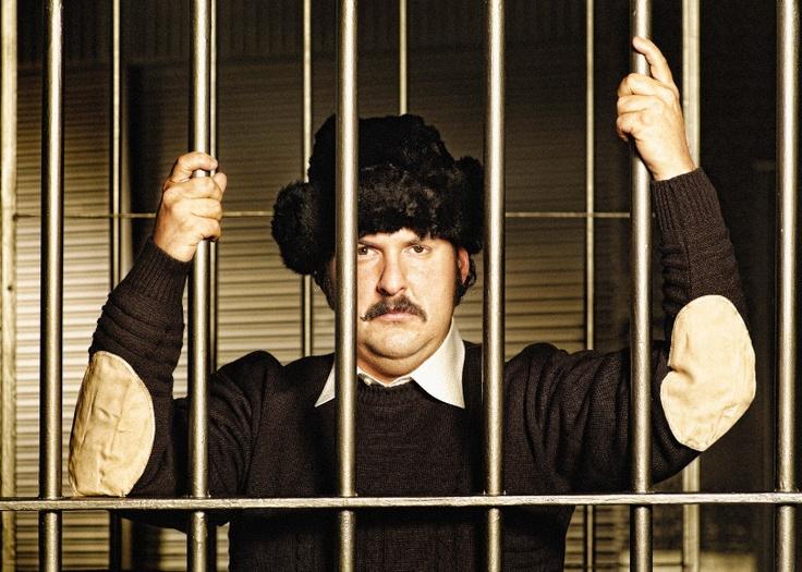 Assez Pablo escobar prison sur Pinterest | Photos de pablo escobar  FB63