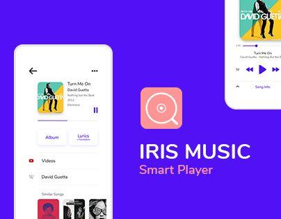 "Check out new work on my @Behance portfolio: ""iRIS Music"" http://be.net/gallery/48549459/iRIS-Music"