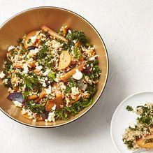 Tupperware - Kale & Brown Rice Salad