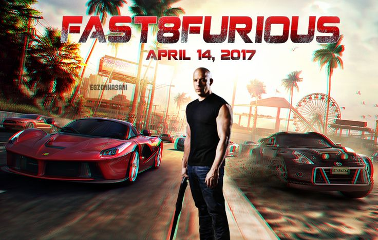 FAST AND FURIOUS 8 RELEASE DATE ~ New Blogger Tips and Tricks 2016