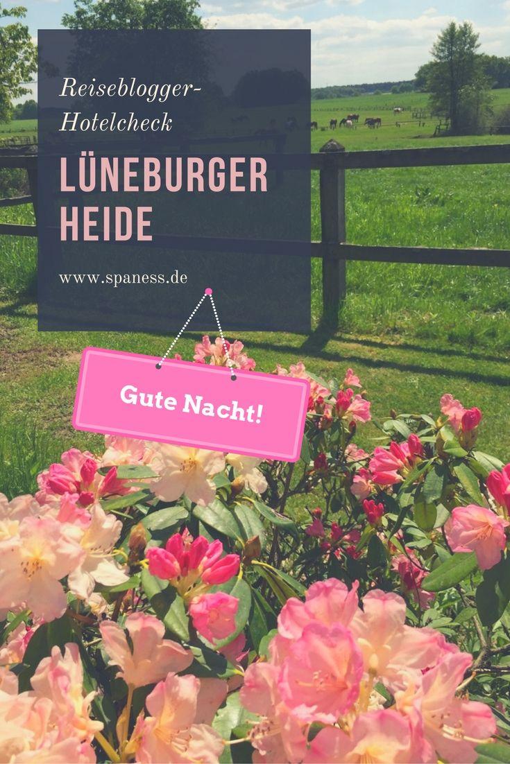Reiseblogger-Hotelcheck Bispingen - wo schlafe ich in der Lüneburger Heide!