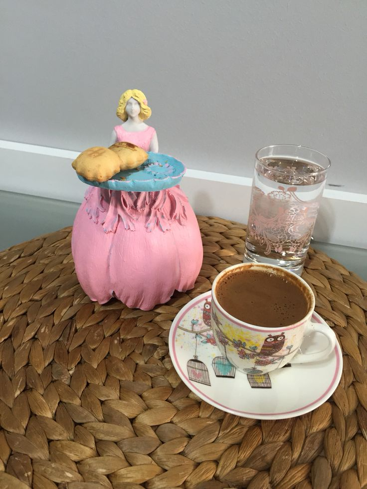 Kahve varsa☕️