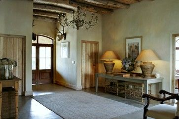 South African Farmhouse - mediterranean - entry - amsterdam - 3D Infinity