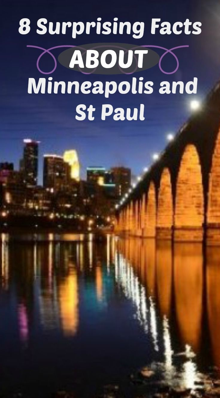 Minneapolis and St Paul MInnesota don't get their fair share of tourism buzz, IMHO. Here are 8 things that you might find interesting about Minneapolis and St Paul and some information to help you plan your visit!