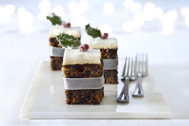 Little Brandied Fruitcakes