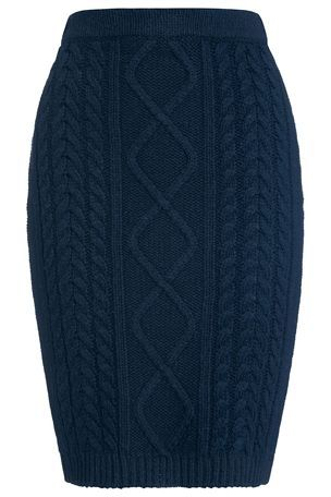 Cable Knit Skirt from the Next UK online shop #nextwinterwarmers