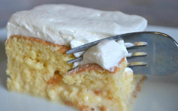 Cheater S Tres Leches Cake Recipe Tres Leches Cake