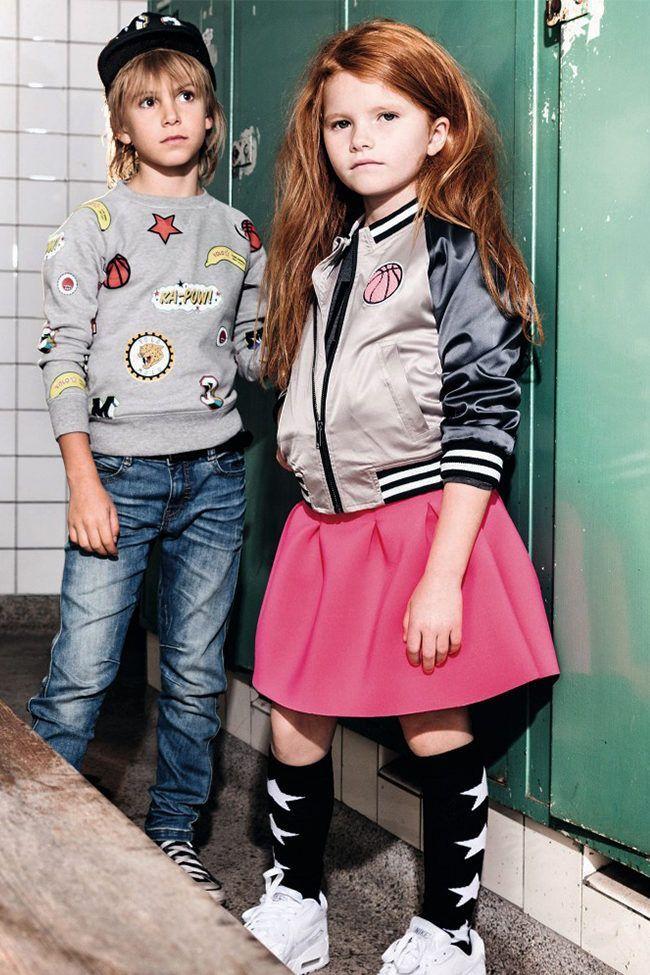 Moda infantil 5 tendências Outono/Inverno 2017! Kids Winter Fashion, Cute  Kids