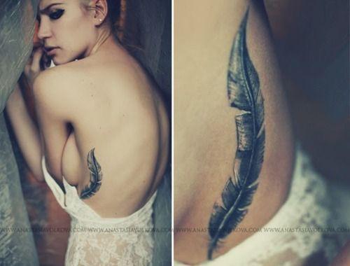 Feather Tattoo: Tattoo Ideas, Patterns Tattoo, Feathers Tattoo Design, Trees Tattoo, Tattoo Patterns, Peacock Feathers Tattoo, Tattoo Ink, Feather Tattoos, Design Tattoo