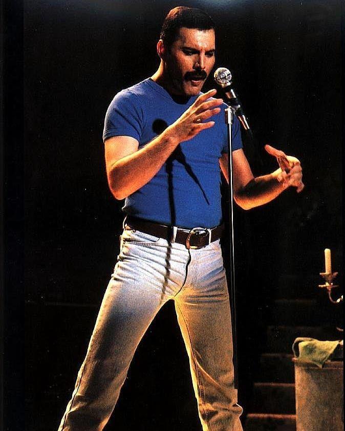 Pin By Tanya Demyen On Freddie Fkn Mercury Darling Freddie Mercury Queen Freddie Mercury Queen Videos