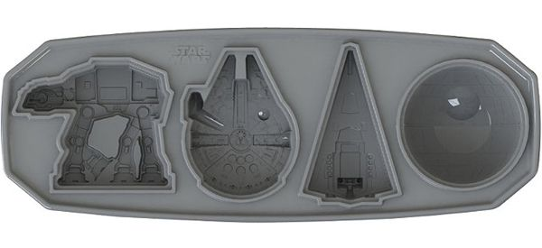 Star Wars Ice Cube Tray Mold