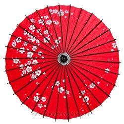 Ombrelle japonaise