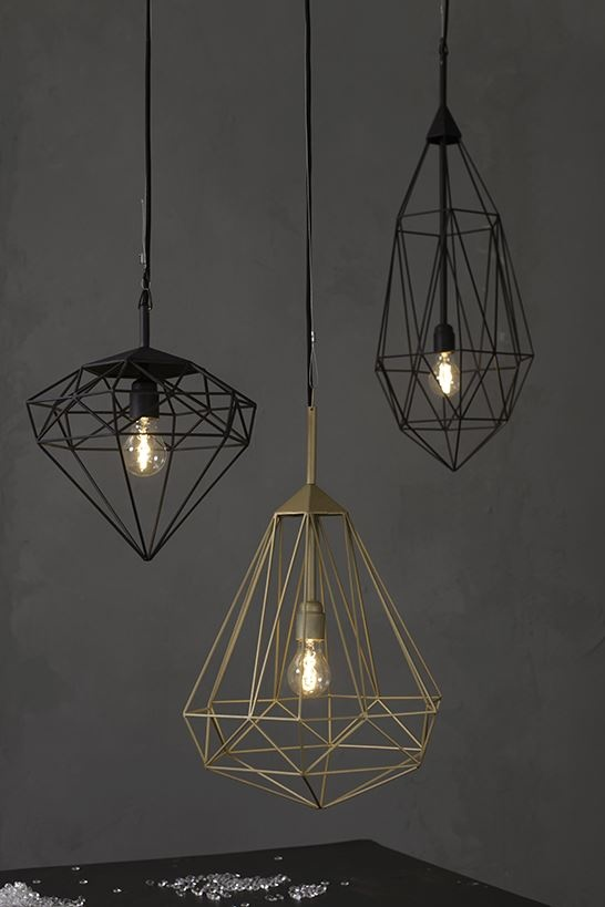 Diamonds lamps by JSPR