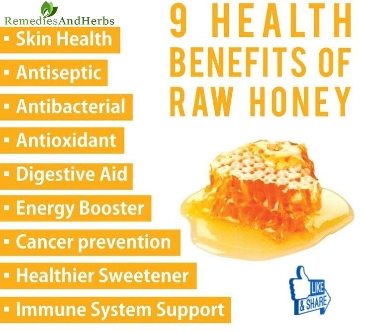 Health Benefits Of Honey | Health Benefits | Pinterest