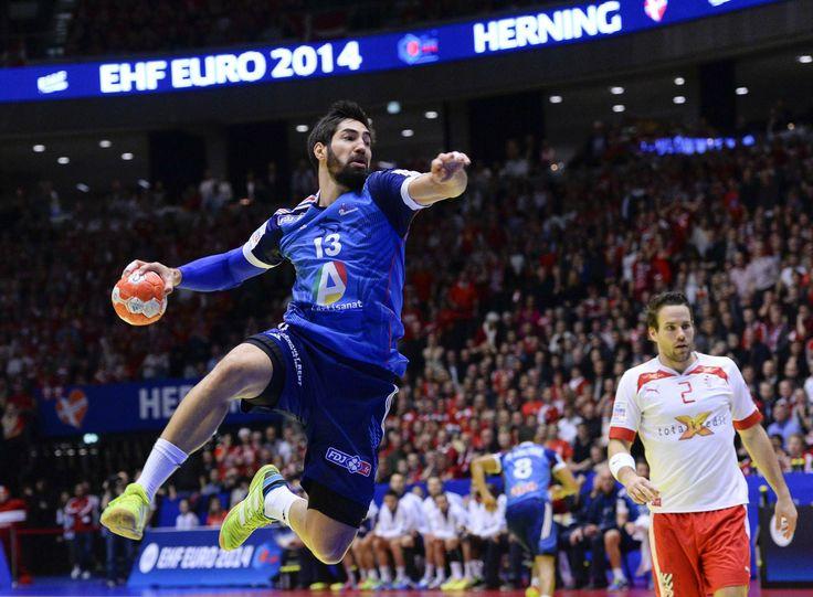 equipe de france handball 2014