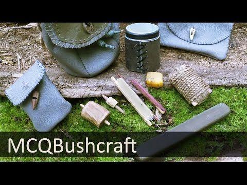 Bushcraft Equipment: Full Kit July 2014 - YouTube