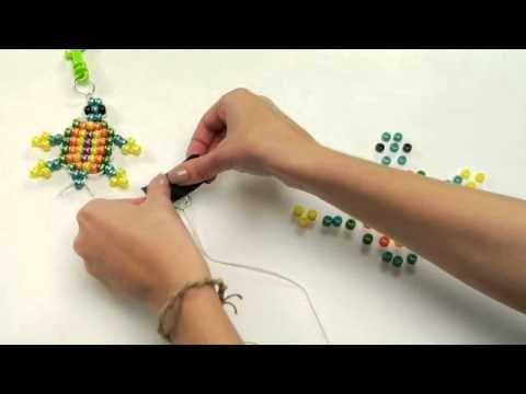 How to Make A Bead Pet Video Tutorial - CraftProjectIdeas.com