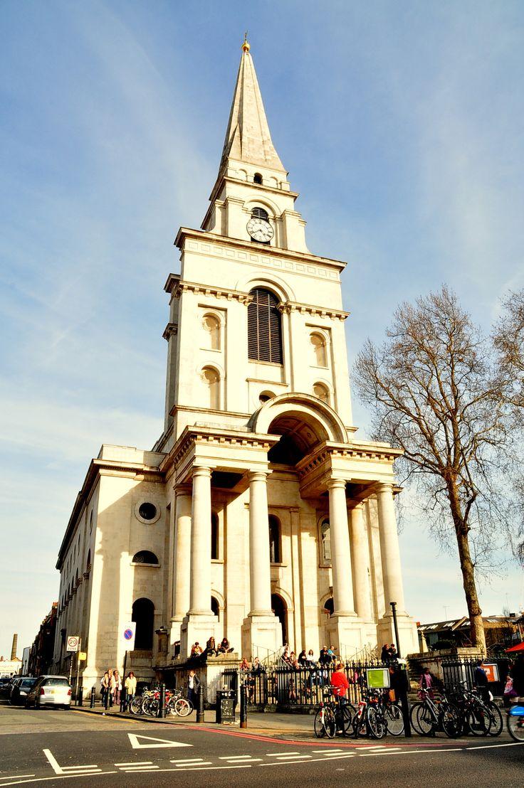 Spitalfields London: 1000+ Images About St Leonard's Shoreditch & Christ Church