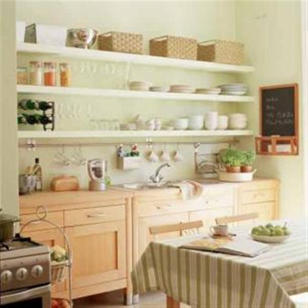 14 Best Kitchen Shelf Ideas Images On Pinterest  Kitchen Dining Extraordinary Kitchen Shelves Designs Decorating Design