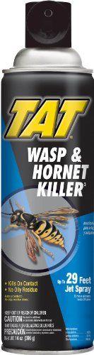 TAT Wasp and Hornet Killer Aerosol 14Ounce