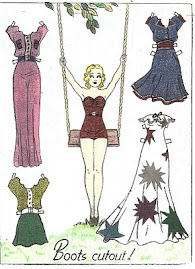 Mostly Paper Dolls: My BARBIE Paper Dolls, 1970 & 1972