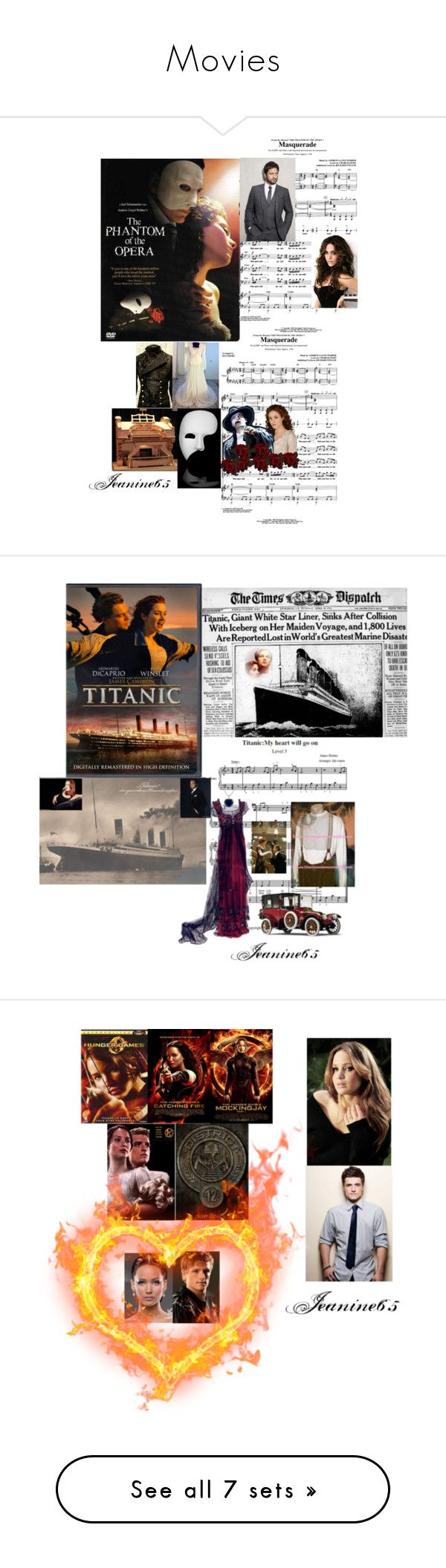 """Movies"" by jeanine65 ❤ liked on Polyvore featuring art, Vanity Fair, Gatsby, Prada, WALL, Valentino, Topshop, Bare Escentuals, NARS Cosmetics and Elizabeth Taylor"
