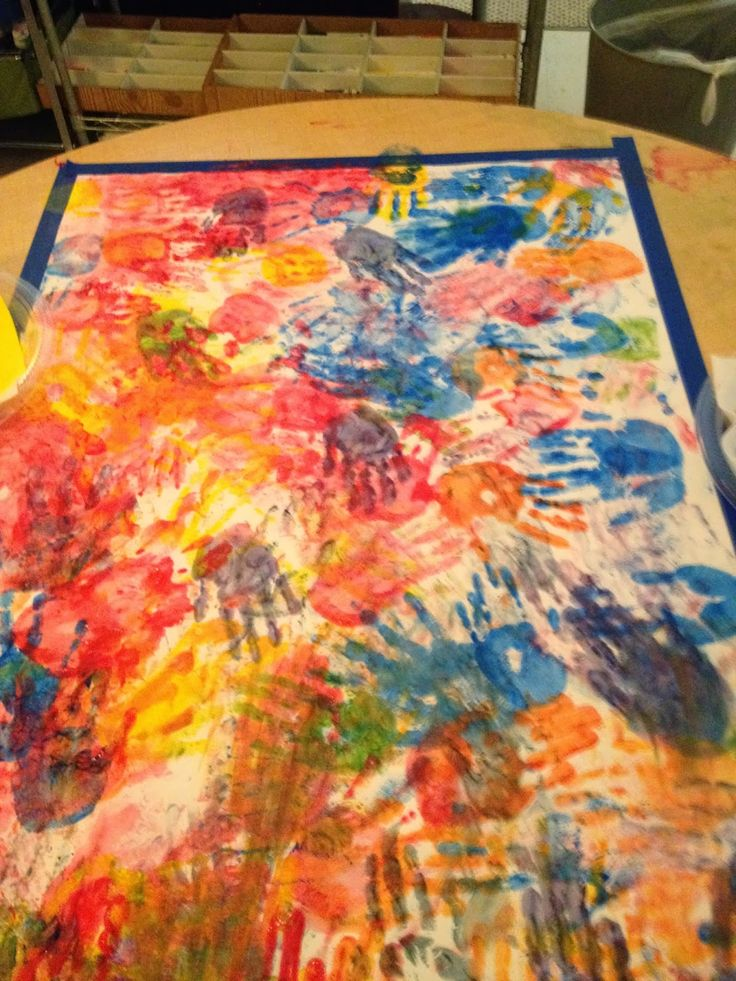 Creating A Classroom Community Through Art   Part 1        Red, yellow, and blue are great alone, but when you mix them you create someth...