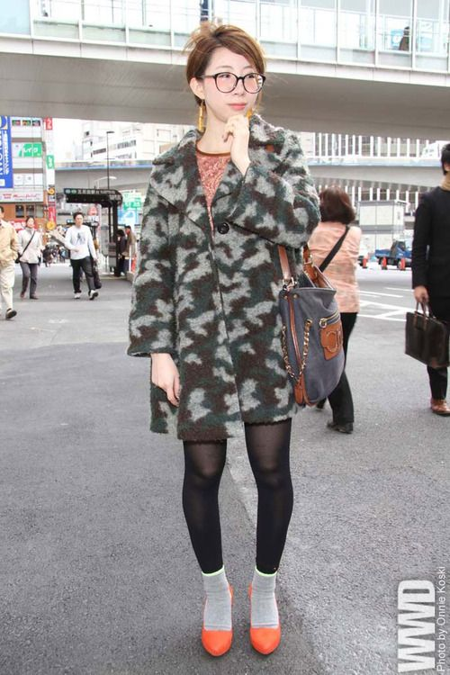 They Are Wearing: Tokyo Fashion Week