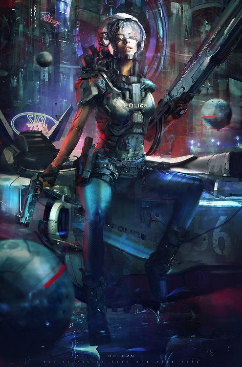 169 Best Futuristic Woman Images On Pinterest Character