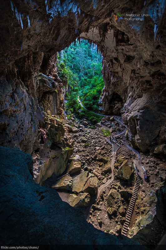 Devil's Coach House, Jenolan Caves, Blue Mountains, New South Wales, Australia
