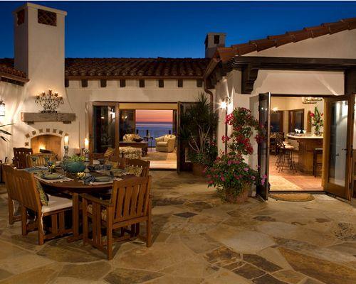 Estos son algunos diseños de casas estilo mediterráneo.