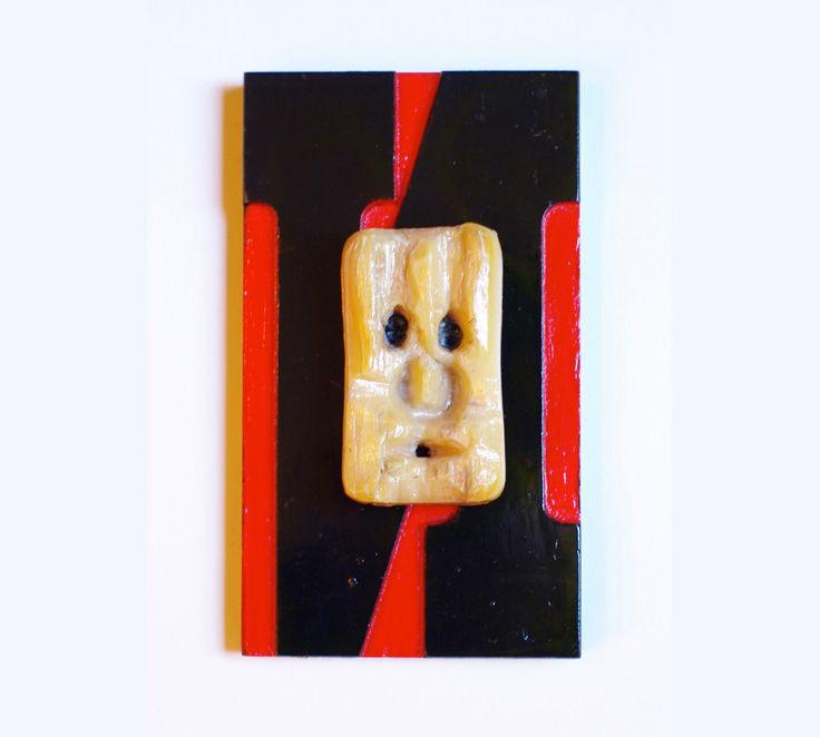 Soap face 1