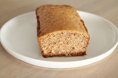 spelt (of boekweit)-kokosbrood