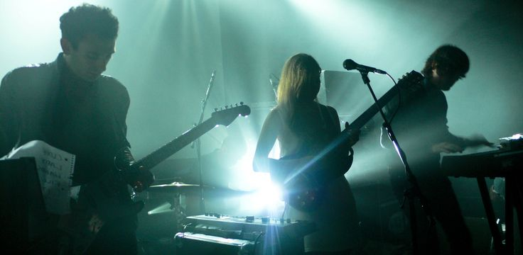 Chromatics@Village Underground.LONDON 2012