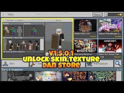 NEW MINECRAFT V UNLOCK SKIN TEXTURE STORE Minecraft Skin - Minecraft wii u namen andern