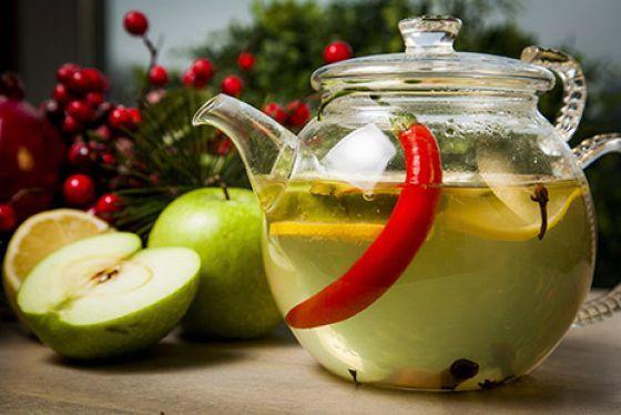 Горячие фруктовые чаи: рецепты от шеф-поваров :: Способы и советы :: JV.RU