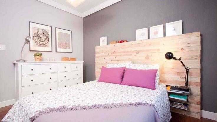 Lograr Un Dormitorio Moderno Y Funcional En Color Gris Será El Reto  Principal De Este Programa De Decogarden. Unas Sencillas Ideas Para Darle  Un Nuevo ...