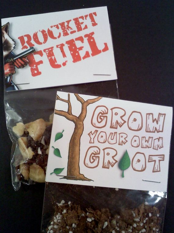 Guardians Of The Galaxy Inspired Novelty Gifts By
