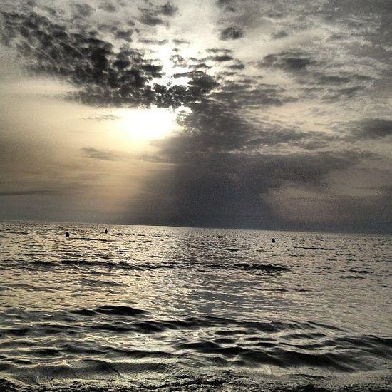 Progetto Instagram iPhone: Paesaggi, la Spiaggia di Vada. Art Director: Lapo Se