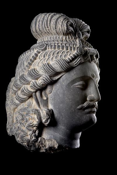 the prince Sidharta before he became Buddha