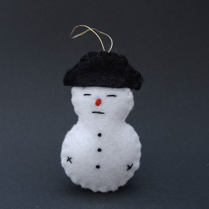 Meditating snowman - xmas ornament, xmas decoration, snowmen decor, winter snowman, xmas decor - by HalloweenOrChristmas on Etsy