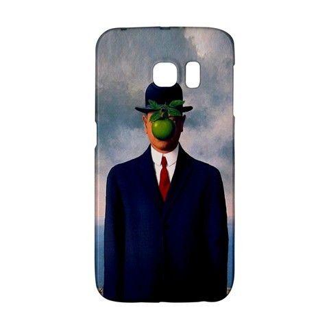The Son Of Man Renè Magritte Samsung Galaxy S6 EDGE Case Wrap Around